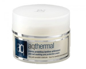 AQThermal Soothing and protective cream