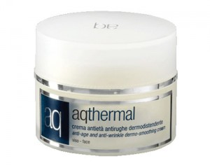 Anti-age and anti-wrinkle dermo-smoothing cream